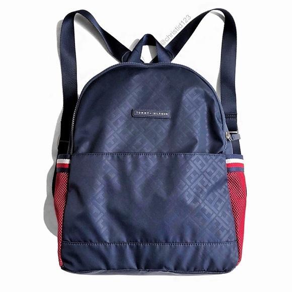 87f5ff2a9c8 Tommy Hilfiger Backpack. NWT. Tommy Hilfiger. M_5bd0f19b819e900956400820.  M_5bd0c183534ef92a5ffe638b. M_5bd0c1847386bcc5ac83f6dd.  M_5bd0c185194dad26b98f7cd0